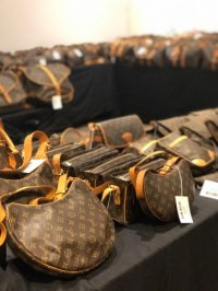 Fresh Markdowns and Bargain Louis Vuitton Bags at LXR & Co