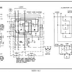 Leeson Dc Motor Wiring Diagram Yamaha Grizzly Carburetor Dayton Reversing Drum Switch - Imageresizertool.com