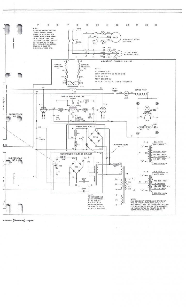 [WAOQ_70] Leblond Lathe Wiring Diagram Database Wiring