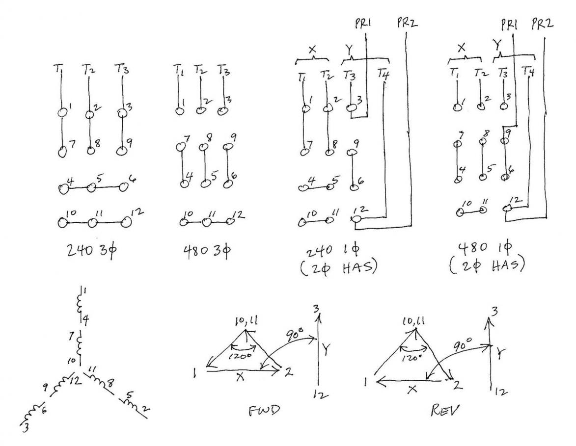 460v wiring a contactor wiring diagram schematic