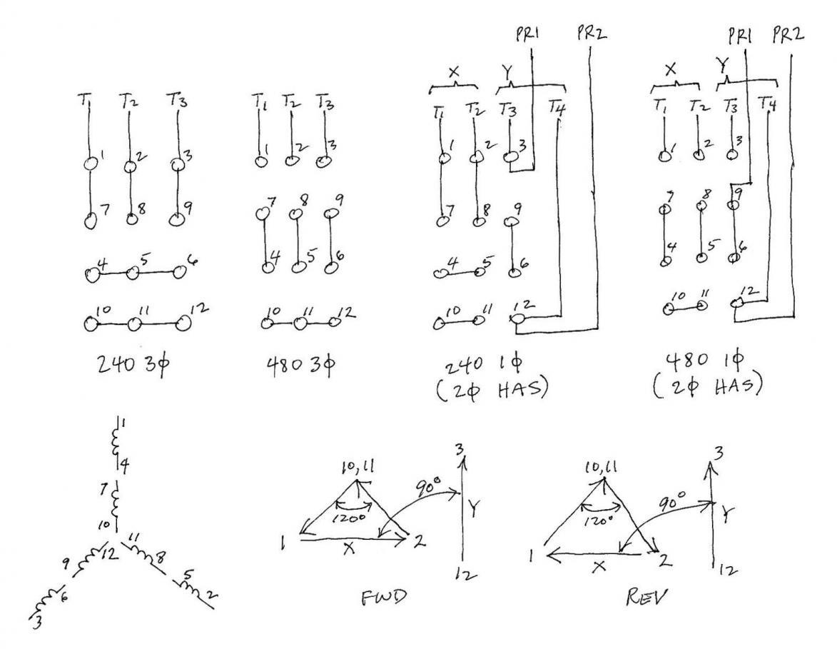 480v Single Phase Wiring - Wiring Online Diagram on