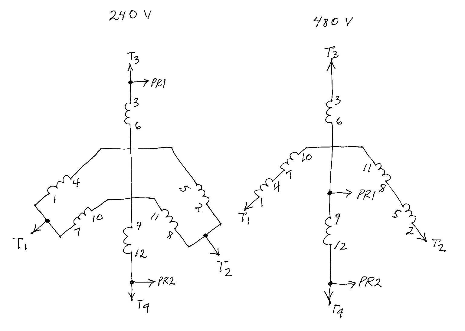 three phase motor winding diagram vauxhall vectra c radio wiring 2 sd single ac