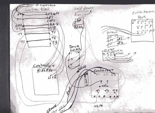 Ac Potentiometer Wiring By Pass For Original Potentiometer