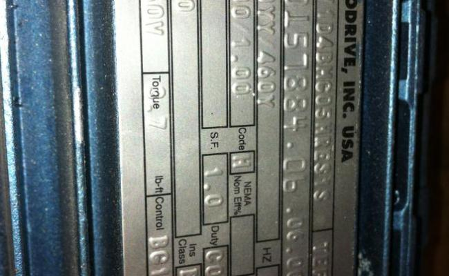Sew Eurodrive Motor Nameplate Impremedia Net