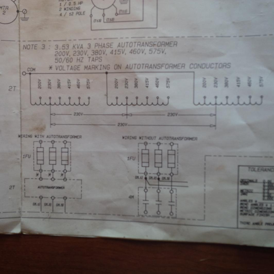 Phase Wiring Diagram For 460 Get Free Image About Wiring Diagram