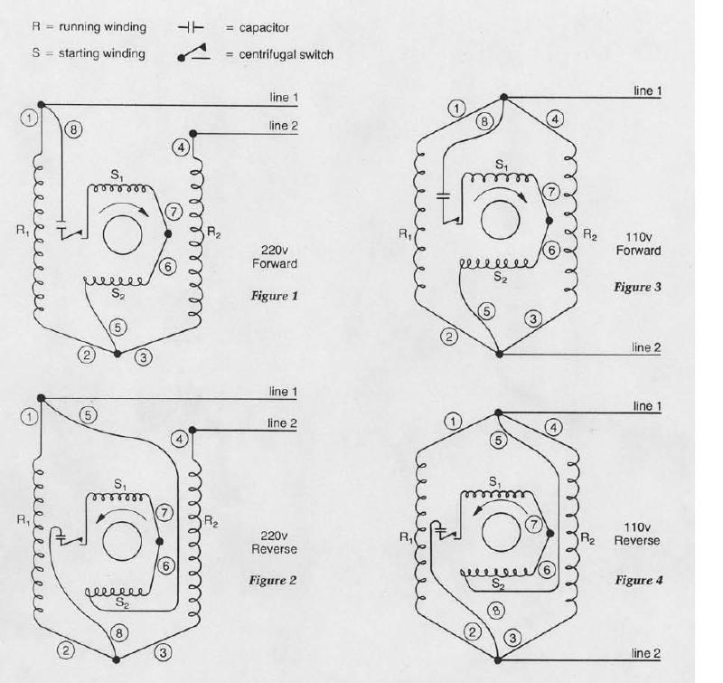 wiring electra motor