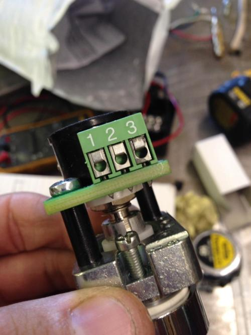 small resolution of i m attaching two pictures from the manual as well as the actual switch it seems that the manual gives two explanations as to how to wire it