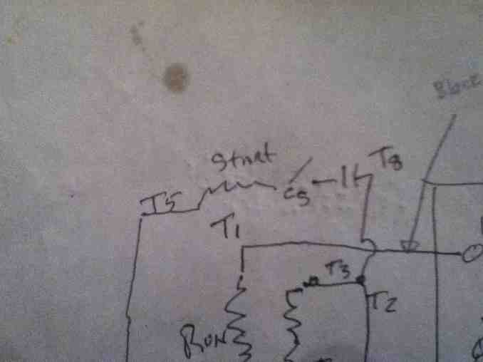 What 2 Wires Need To Be Switched To Change The Rotation Of The Motor