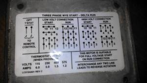 Wye start Delta run idler motor strategy for 20hp rpc  Page 2