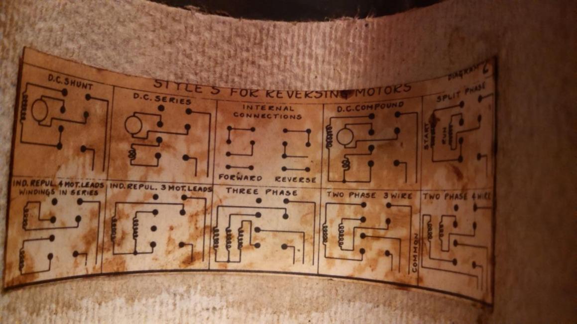 furnas drum switch wiring diagram ddec ii schematic need help please motor reversing furnace 7 term