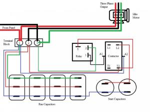 Rotary Phase Converter Help and Troubleshooting  Page 2