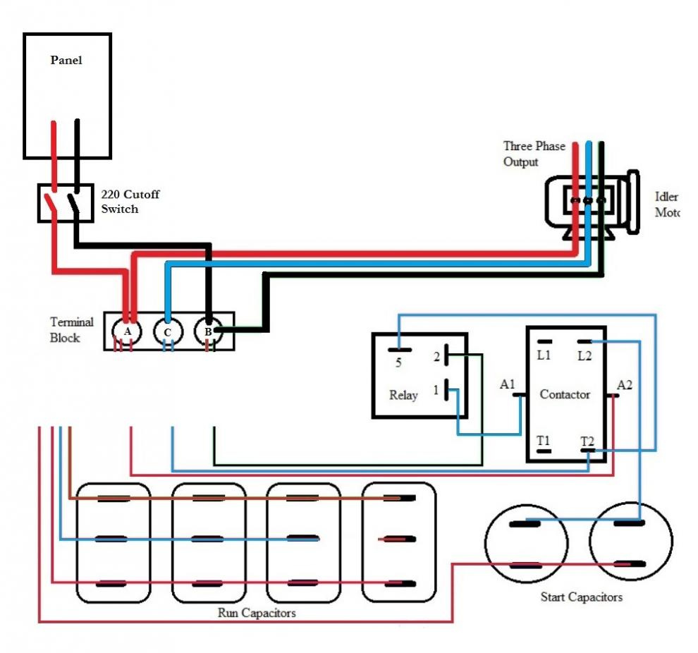 ronk phase converter wiring diagram  | efcaviation.com