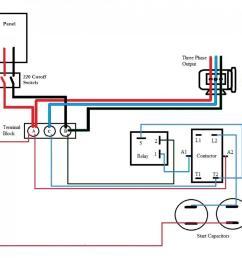 trailer converter wiring diagram [ 1013 x 947 Pixel ]