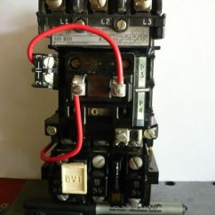 Allen Bradley Motor Starter Wiring Diagram Home Sound System 509 Data Surface Grinder Changover From Ab To 709 Schematic
