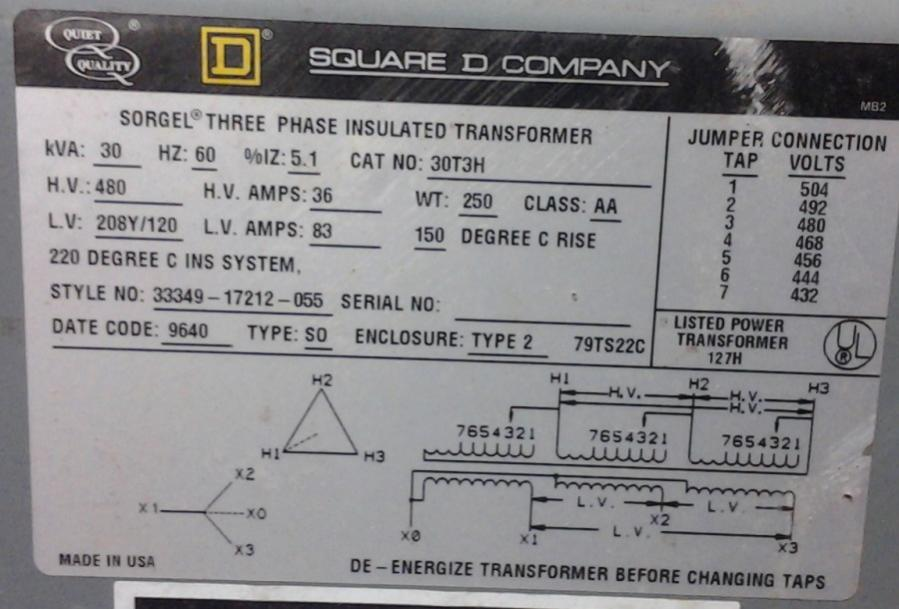 480 to 240 volt transformer wiring diagram of fibrous root system 480v y primary great installation 208 120 415v