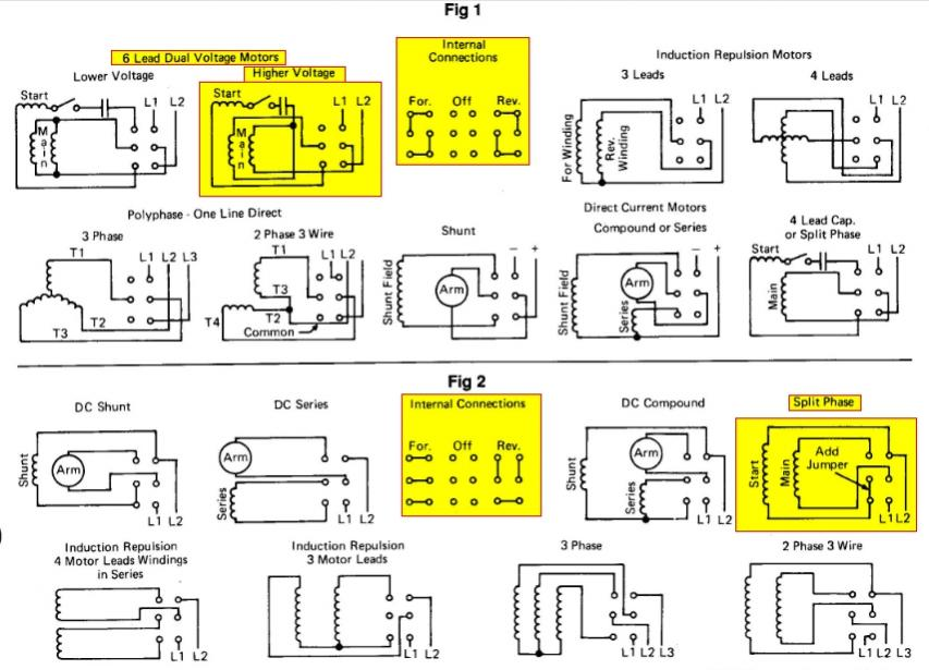 12 lead motor wiring diagram dc schematic diagrams rh ogmconsulting co