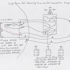 220 Volt 3 Phase Motor Wiring Diagram For Kenwood Kdc 108 Help With A Drum Switch 220v