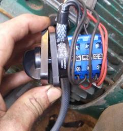 thread need help 3phase motor 6 wires new cam switch [ 1206 x 678 Pixel ]