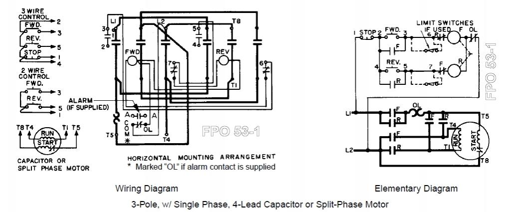 Phase Motor Wiring Diagram On Dayton 120 Volt Motor Wiring