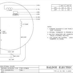 Baldor Motors Wiring Diagram 3 Phase Hyundai Sonata 2 4 Engine A Single Motor To Drum Switch - Page