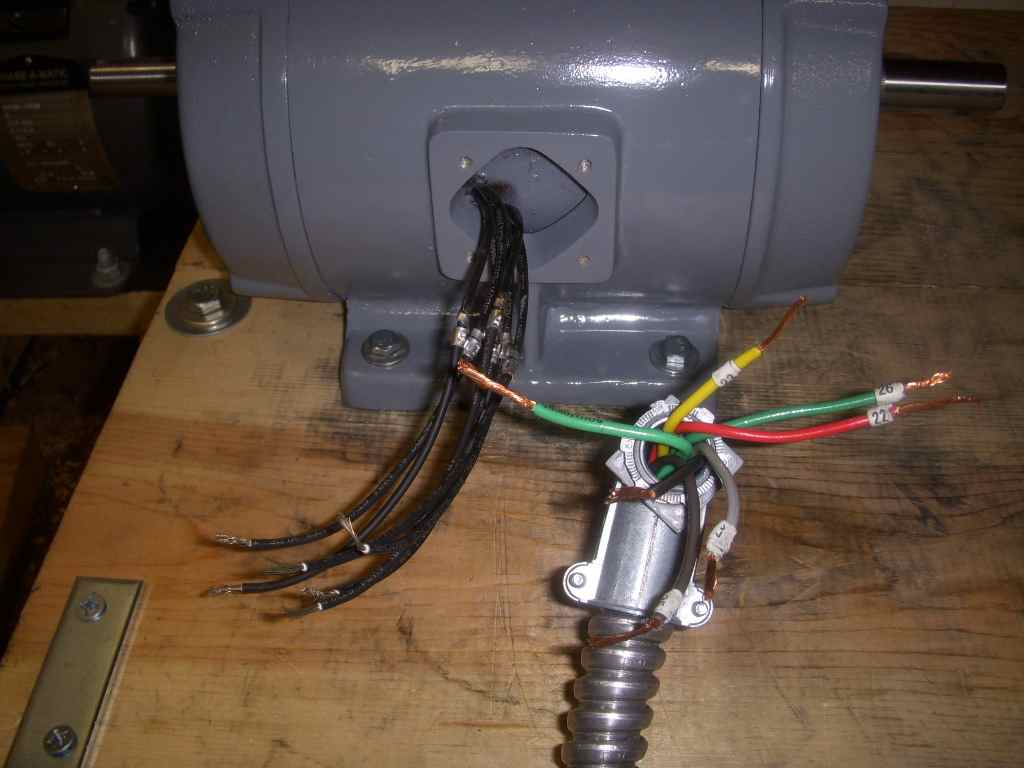 Wiring A 220 Volt Switch