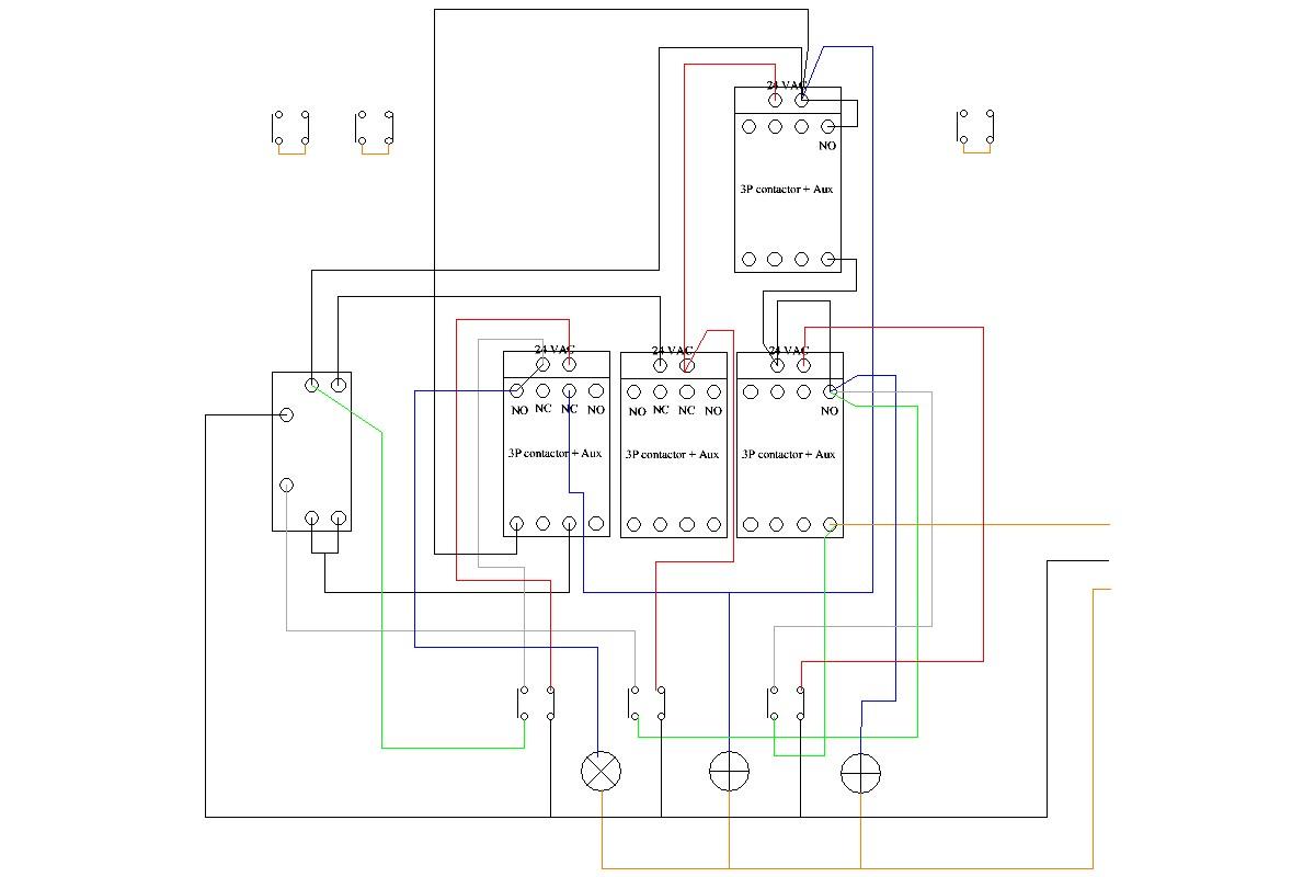 Multi-choice power Question. 1ph 240VAC supply...