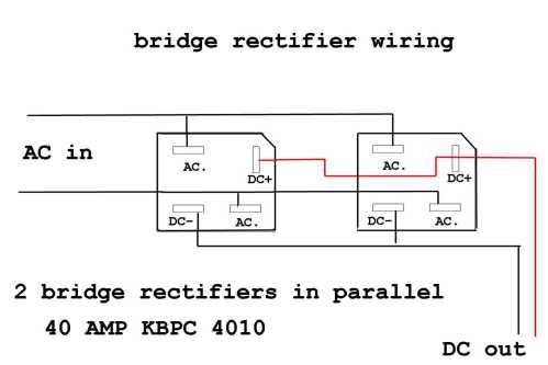 small resolution of bridge rectifier wiring jpg