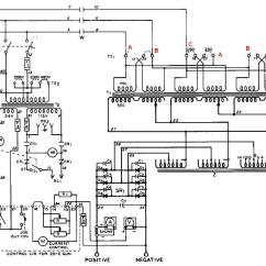 Contactor Coil Wiring Diagram Vista 20 Miller Cp-250ts Converted To Single-phase