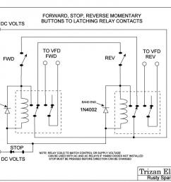 here is a simple relay logic circuit that could be used if you don t already have one sorry about the us schematic symbols don t have this with de style  [ 1064 x 822 Pixel ]