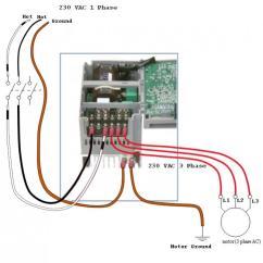 Baldor Motors Wiring Diagram 3 Phase Philips Advance Centium Ballast A Vfd To Gorton Mill