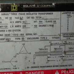 Acme Buck Boost Transformer Wiring Diagram For Car Stereo Installation 480v To 208v 460v ~ Elsalvadorla