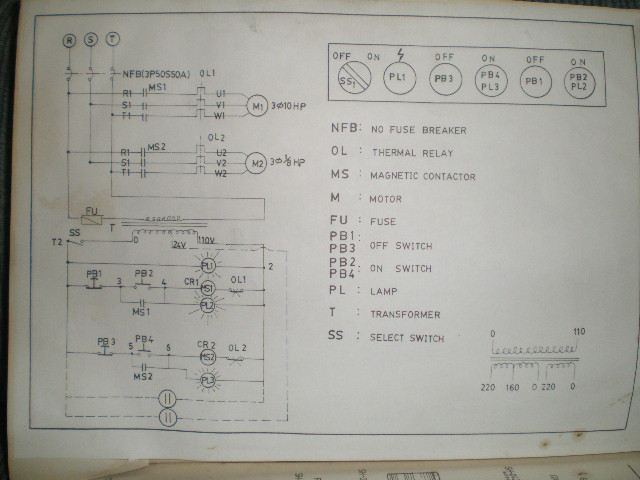 Contactor Wiring Diagram Likewise 3 Phase Converter Wiring Diagram