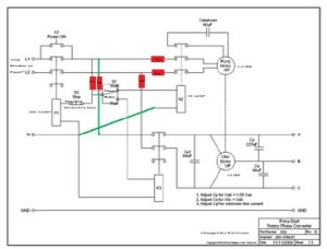 Rotary Phase Converter Designs and Plans  Page 7