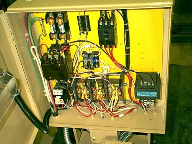Static Phase Converter Wiring Diagram