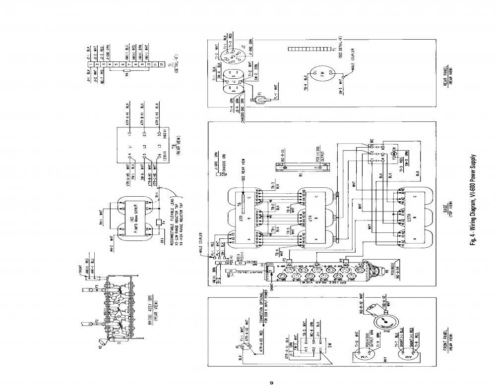Linde VI-600 Haas-Kamp conversion. AKA