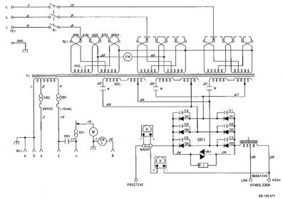 200v 3 Phase Wiring Diagram Successful Cp 200 Conversions