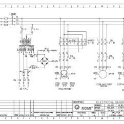 3 Phase Motor Control Panel Wiring Diagram Blank Hockey Rink Converter Voltage Issues I Think Causing Problems With New Lathe. Please Read!