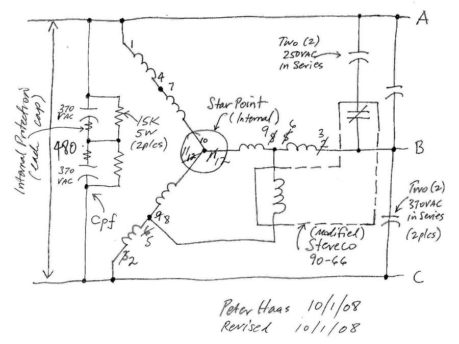Phase Converter Schematic, Phase, Free Engine Image For