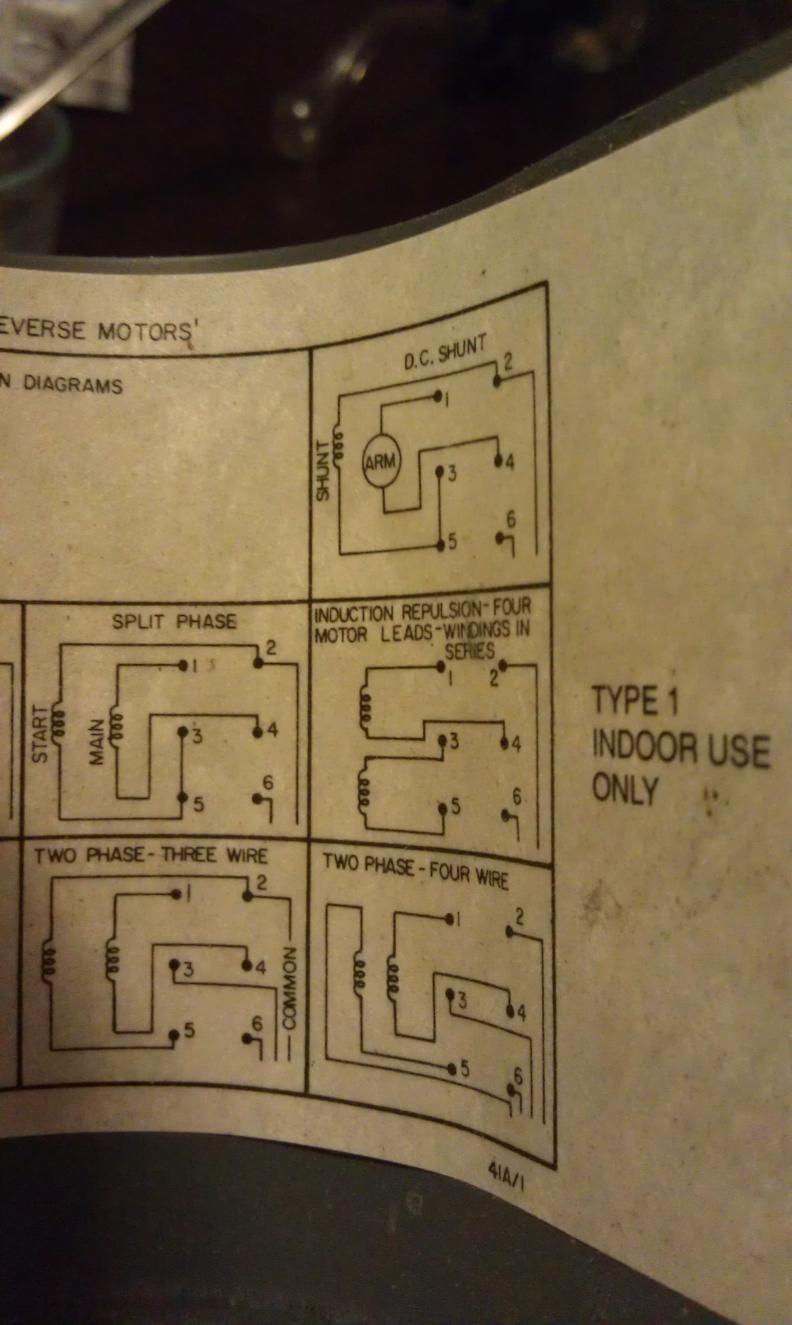 medium resolution of assistance wiring a dayton drum switch