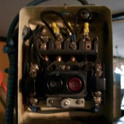 Wiring Diagram For 2 Way Switch A Contactor Allen Bradley Starter Problem