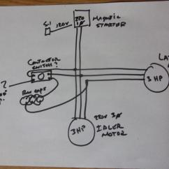 Arco Phase Converter Wiring Diagram Jayco Trailer Battery Old Running A Cincinati 12 1 2 Traytop