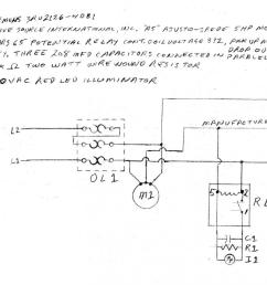 help with new rpc build potential relay does not always potential relay wiring diagram capacitor start capacitor run motor diagram [ 1163 x 846 Pixel ]