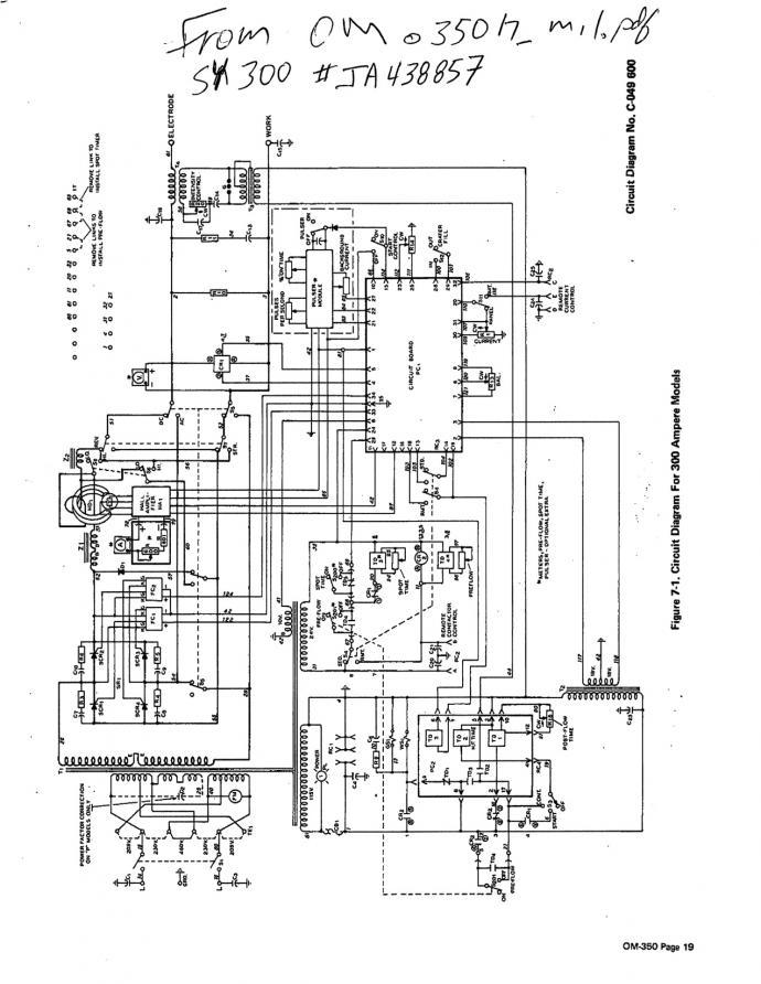 miller syncrowave 300 wiring diagram