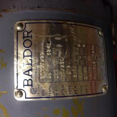 Baldor Motor Wiring Diagrams 3 Phase Ez Go Golf Cart Single