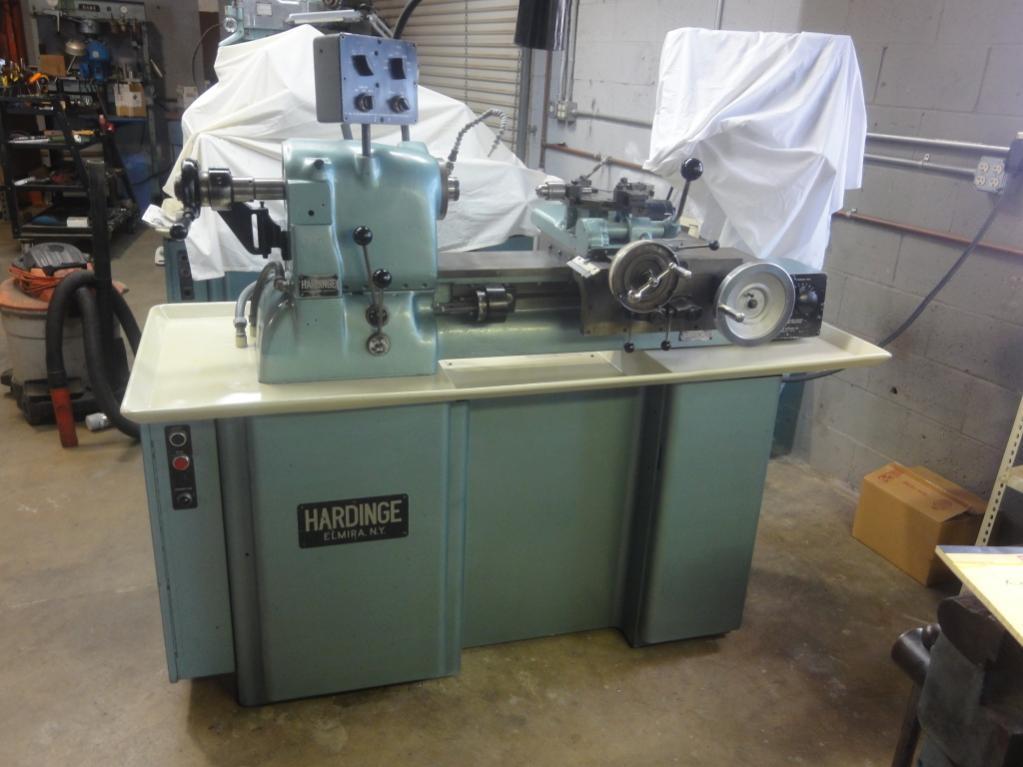 Hardinge Lathe Parts For Sale