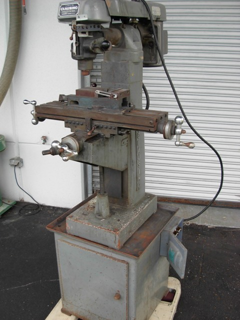 Clausing Milling Machine For Sale