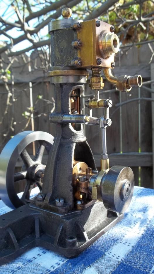 Small Workshop Steam Engine