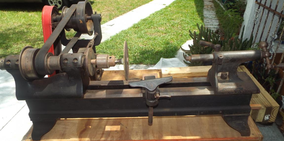 Benchtop Metal Lathe For Sale | WoodWorking