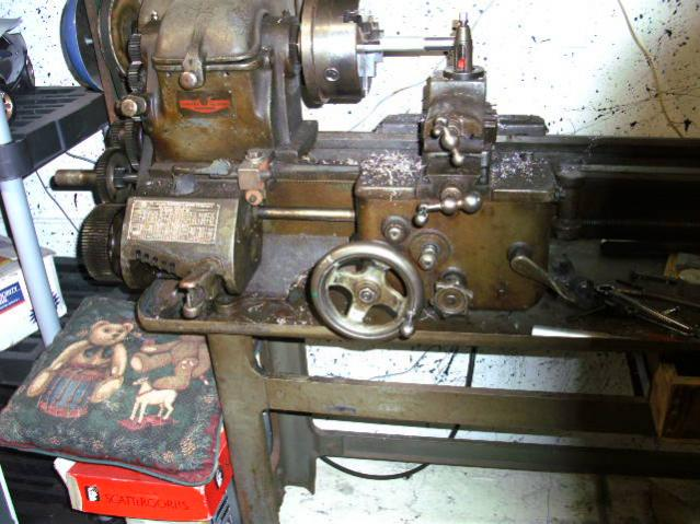 Atlas Lathe Parts Clausing | WoodWorking