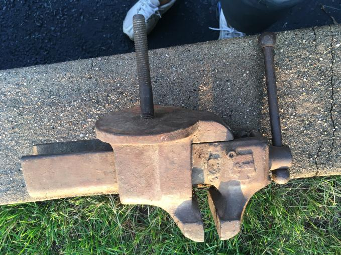 Morgan Vise For Sale